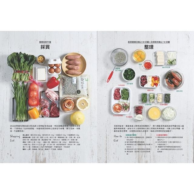 週間便當:星期一到星期五都要好好吃飯!一週5天的便當菜x 45款變化x 98道菜色