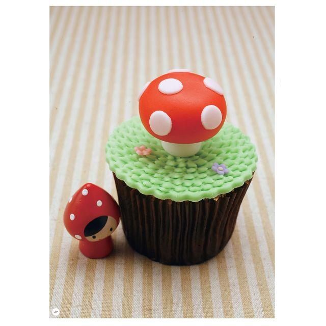 超可愛!杯子蛋糕甜蜜手作書〔暢銷新版〕