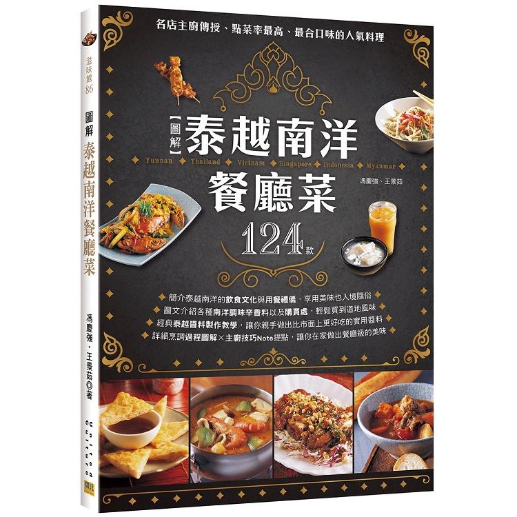 泰越南洋餐廳菜【圖解】