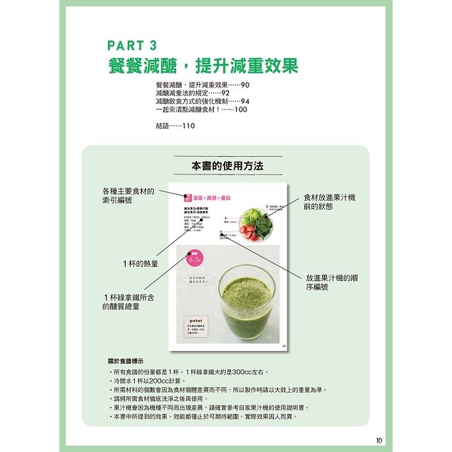 減醣綠拿鐵