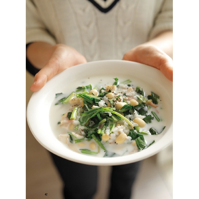 對應身體需求的早安健康湯X晚安蔬菜湯