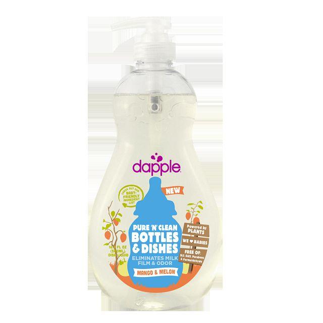 dapple 奶瓶及餐具清潔液