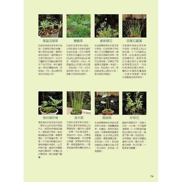 苔盆景入門:選苔、用土、取材、栽培管理,一氣呵成。從名作欣賞,到DIY動手做,一次就上手