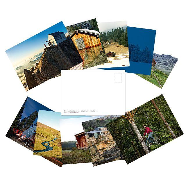 凡購買《祕境小屋》一書,即送精美的〈祕境小屋典藏卡〉一套5張(典藏卡共10款,隨機出貨)。<br/><br/>市值100元。數量有限,送完為止!<br/><br/>