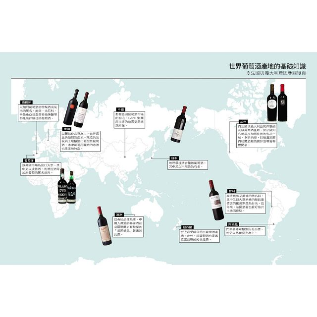 商業人士必備的紅酒素養:新手入門、品賞、收藏、投資、送禮……酒標到酒杯,懂這些就夠
