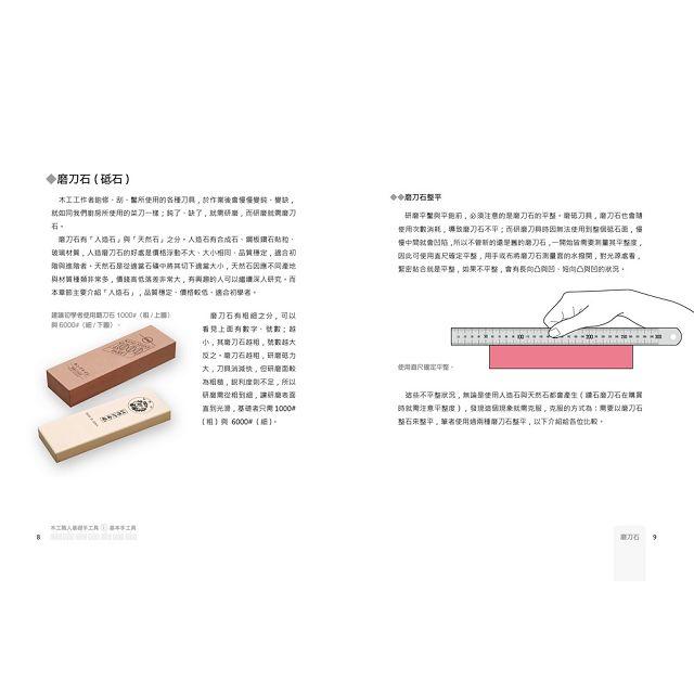 木工職人基礎手工具
