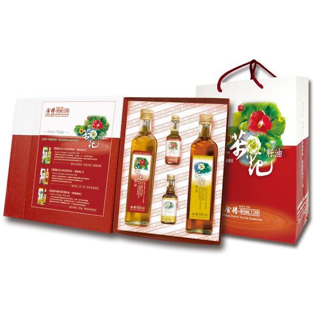 【金椿茶油工坊】茶花籽粉