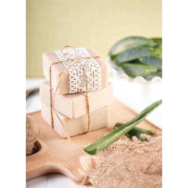 神奇中草藥手工皂:以超過70種以上的中藥製作出21款複方青草手工皂,輕鬆對應各種肌膚問題!
