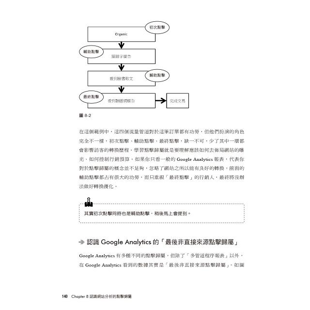 剖析Google Analytics:從報表理解到實作增訂版