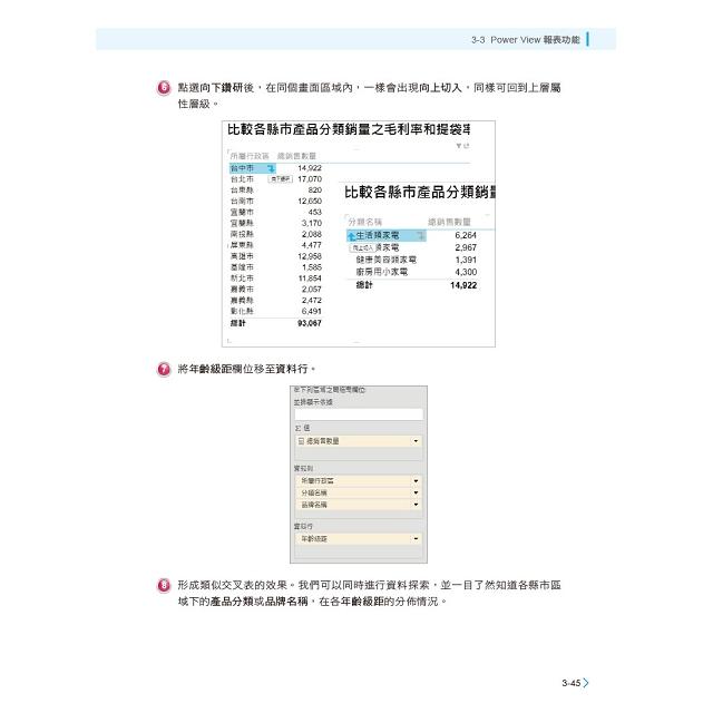 大數據分析Excel Power BI全方位應用(第三版)