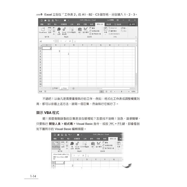 跟我學Excel VBA從入門變高手:第二版(適用2019/2016/2013)