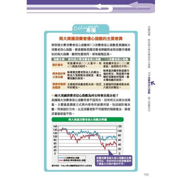 圖解第一次看懂經濟指標就上手(增訂版)
