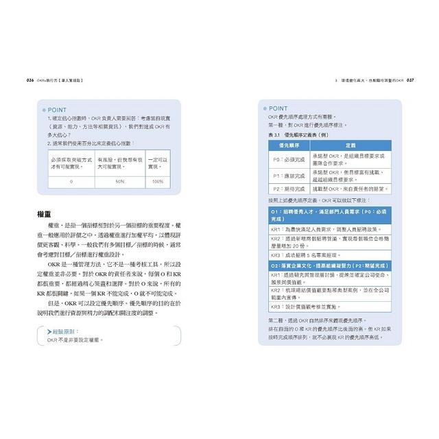 OKRs執行力【華人實踐版】