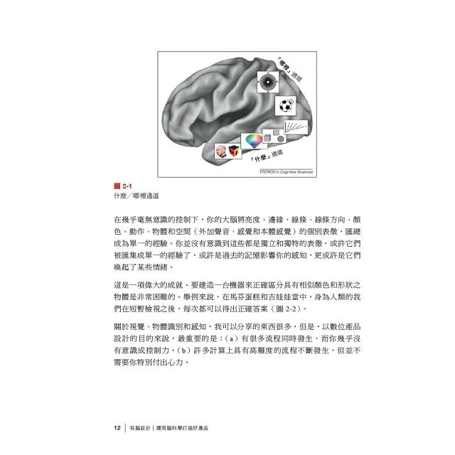 有腦設計|運用腦科學打造好產品
