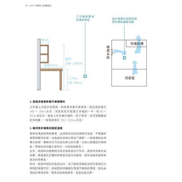 圖解吃喝小店攤設計:從街邊店到移動攤車,品牌定位、設計、製作一本全解