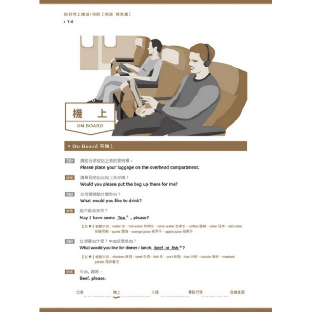 絕對考上導遊+領隊 英語篇108年雙色金裝 7 版【含必考文法單字+試題解析+口試範例】(附講師語音光碟用聽的也能背單字MP3、免費線上測驗)(七版)