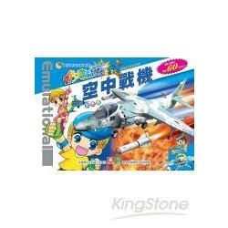 仿真手工模型4片入-空中戰機