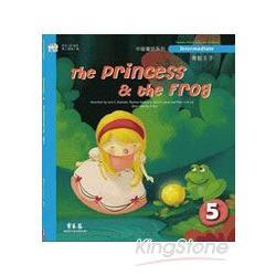The Princess & the Frog 青蛙王子+2CD