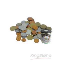 教學錢幣罐