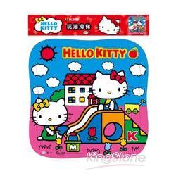 Hello Kitty玩溜滑梯(42拼圖)