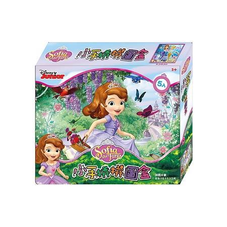 小公主蘇菲亞 小手拼拼圖盒 (5入)