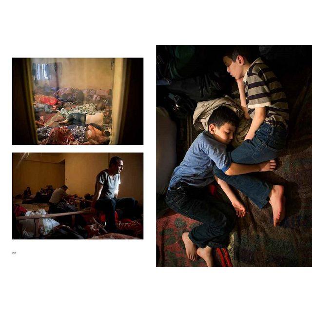 逃難吧……戰地記者喬裝敘利亞難民168hrs 偷渡紀實