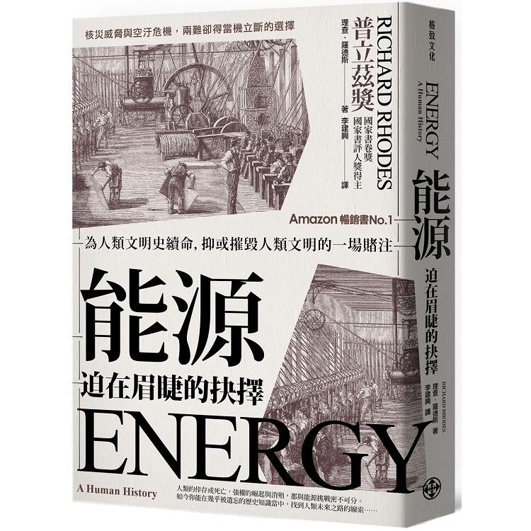 能源,迫在眉睫的抉擇