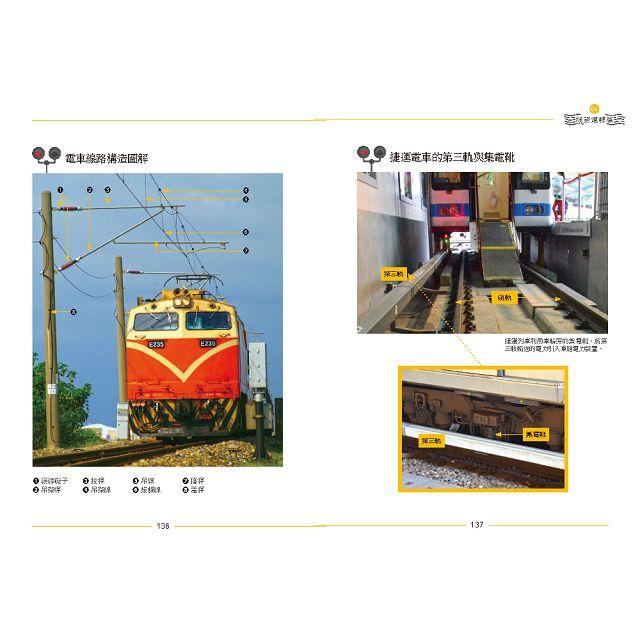 彩色全圖解!鐵道迷的第一本書(全新修訂版)