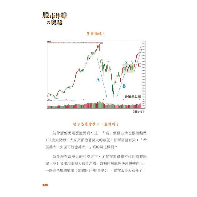 股市作線的奧秘:股市藏寶圖尋寶秘笈