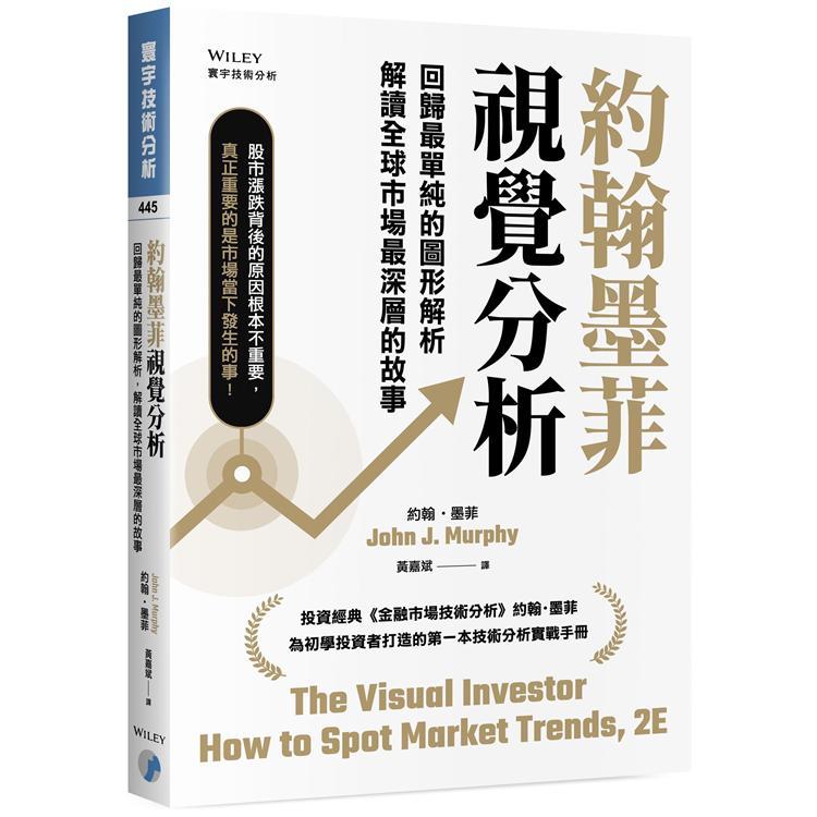 約翰墨菲視覺分析:回歸最單純的圖形解析,解讀全球市場最深層的故事