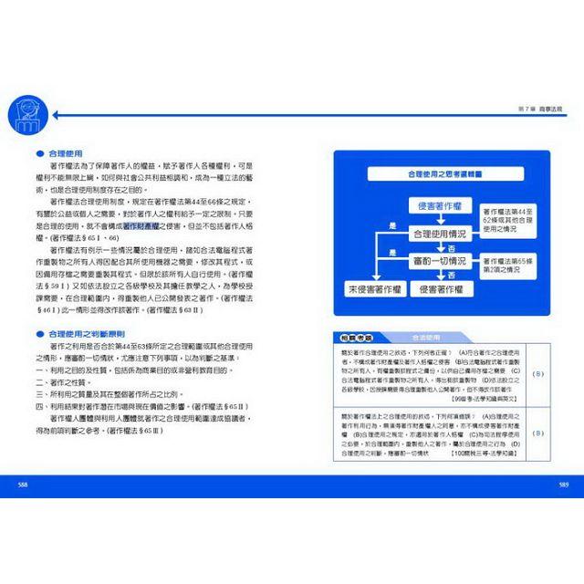 圖解法學緒論:國家考試的第一本書(第四版)