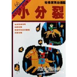 小分裂(柏楊版資治通鑑平裝版66)
