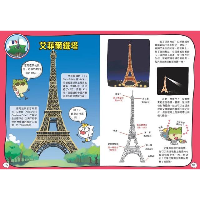 神龍部落知識漫畫系列:國家篇 2 神龍遊法國