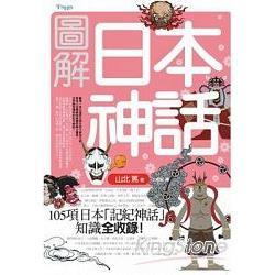 圖解日本神話