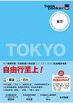 東京、日本鐵道、巴士自由行:背包客系列3