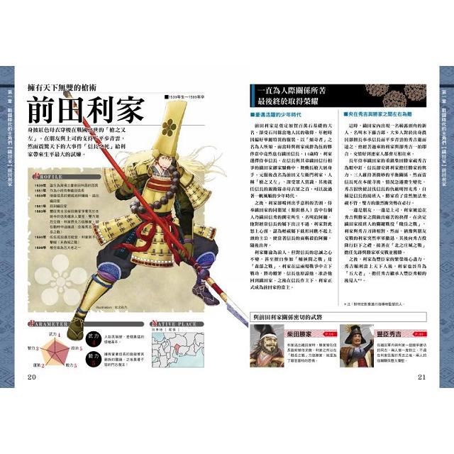 新裝版!日本戰國武將完全圖解事典