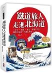 鐵道旅人走進北海道:歷史.文化.鐵道.北國,跟著牛奶杰,讀懂北海道,玩遍北海道