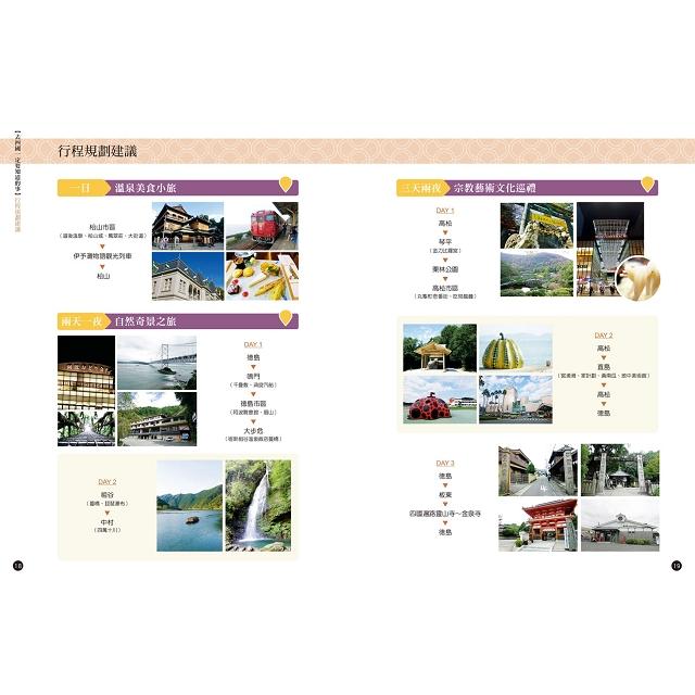 四國,深度休日提案:一張JR PASS玩到底!香川、愛媛、高知、德島,行程╳交通╳景點,最全面的自助攻略