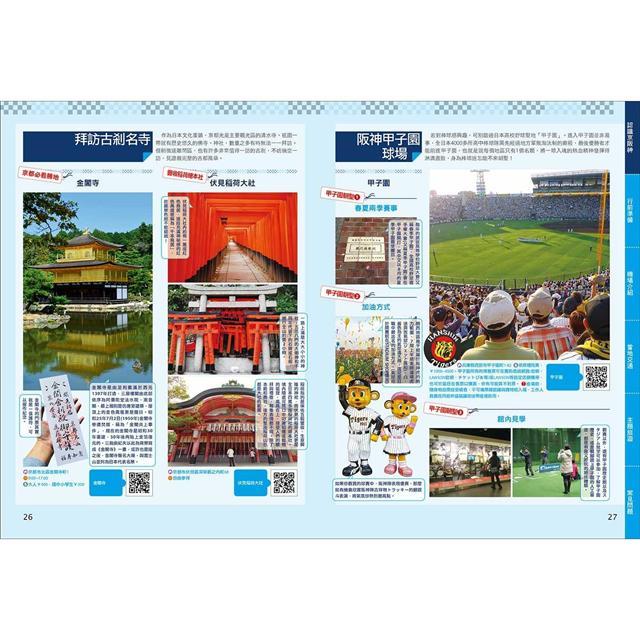 出發!京阪神自助旅行:一看就懂旅遊圖解Step by Step 2020