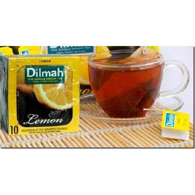 Dilmah 檸檬紅茶