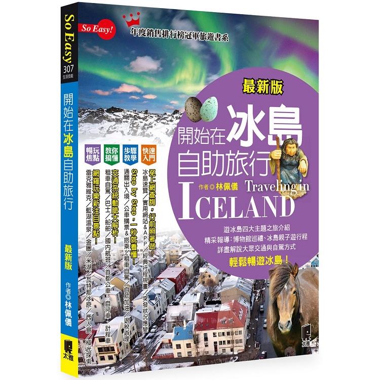 開始在冰島自助旅行(最新版)
