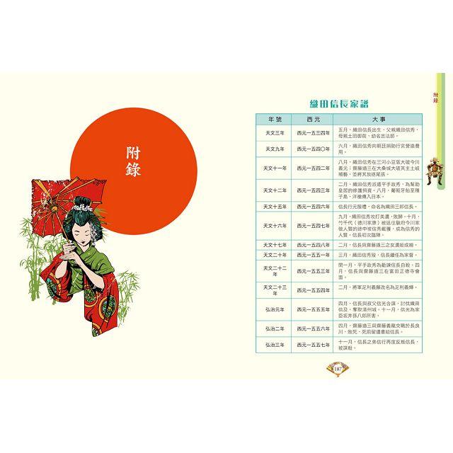 此生必讀的日本一代將才:織田信長