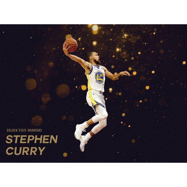 柯瑞平凡中的不一樣:NBA神射手的30段勇氣人生