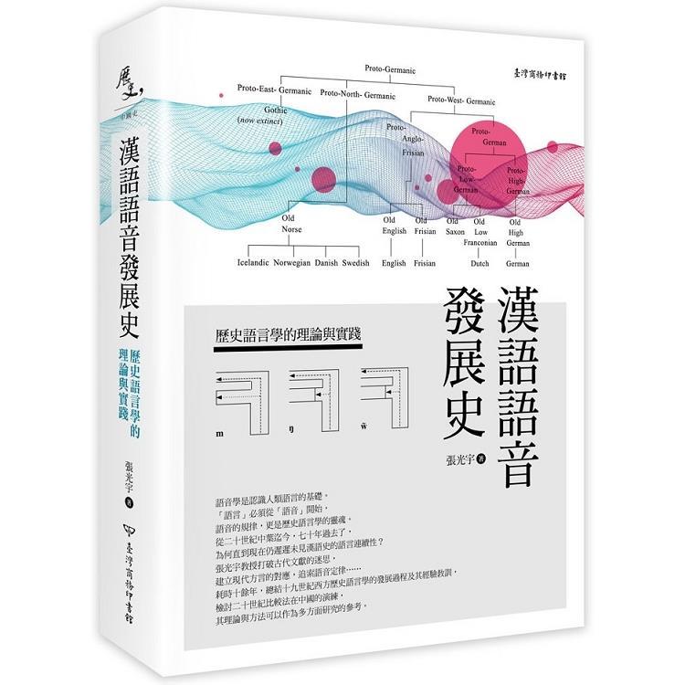 漢語語音發展史:歷史語言學的理論與實踐
