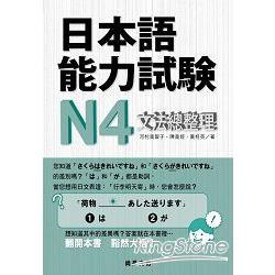 日本語能力試驗N4文法總整理