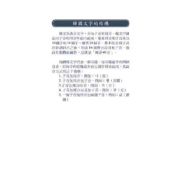 韓語單字簡單到不行(附光碟片)