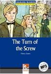 The Turn of the Screw (25K彩圖經典文學改寫+1MP3)