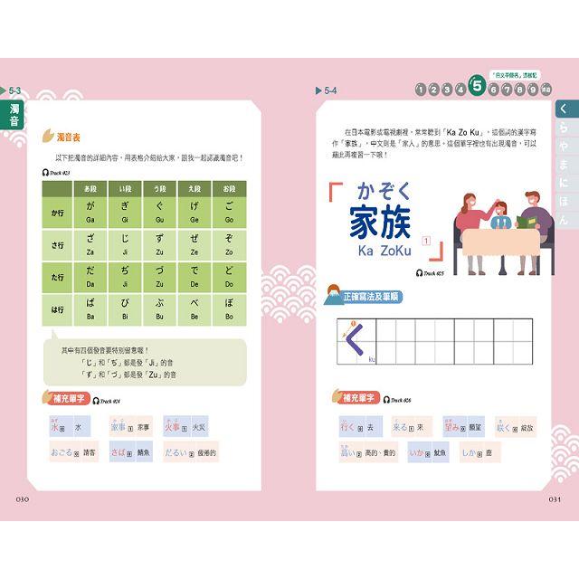 圖解第一本真的學得會的玩桌遊學五十音:隨書附贈「六合一!日文五十音桌遊卡牌」