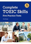 Complete TOEIC Skills -- Five Practice Tests(with answer key &  Transcript)
