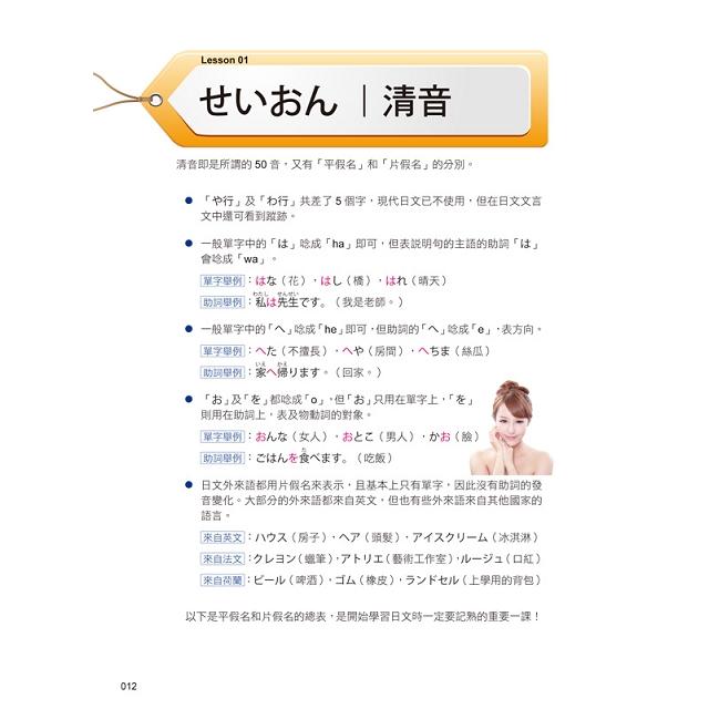 圖解真正用得到的日文:用日本人的一天學好日文【虛擬點讀筆版】(免費附贈虛擬點讀筆App + 1CD)